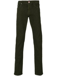 брюки кроя слим Pt05