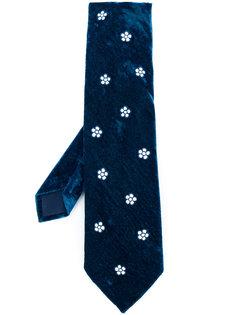 галстук с цветочным принтом Jupe By Jackie