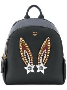 studded backpack MCM