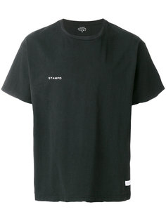 футболка с принтом-логотипом Stampd