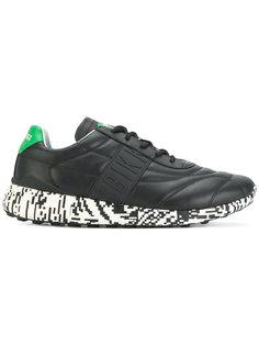 кроссовки со шнуровкой Dirk Bikkembergs