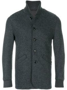 пиджак с воротником-стойкой Aspesi