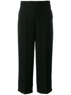 укороченные широкие брюки  Blugirl