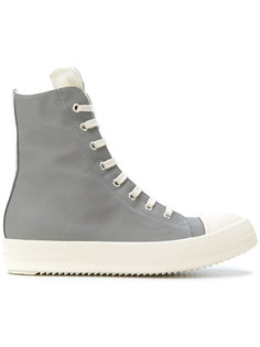 canvas high top sneakers Rick Owens DRKSHDW