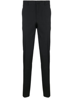 классические брюки с контрастными панелями Givenchy