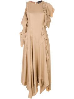 асимметричное платье  Erika Cavallini