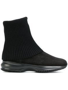 ботинки с носочной вставкой Interactive Hogan
