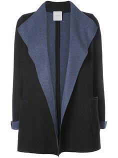 куртка с широкими лацканами Agnona