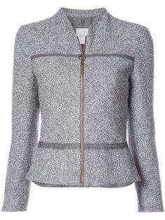 укороченный пиджак на молнии Agnona