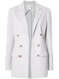двубортное пальто Agnona