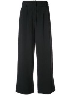 укороченные широкие брюки Magda Butrym