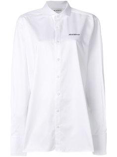 свободная рубашка Misbhv