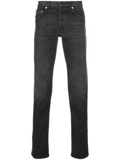 джинсы кроя слим Dior Homme