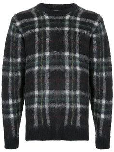 свитер в клетку Loveless