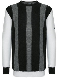 полосатый свитер без рукавов Guild Prime