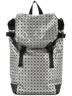 рюкзак с эффектом металлик Bao Bao Issey Miyake