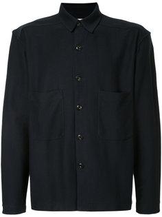рубашка с карманами спереди Lemaire