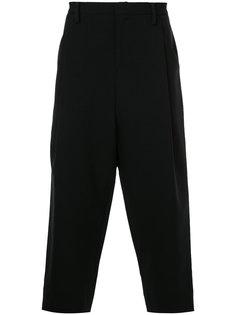 укороченные брюки General Idea
