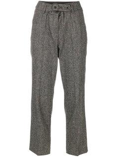 твидовые брюки  Luisa Cerano