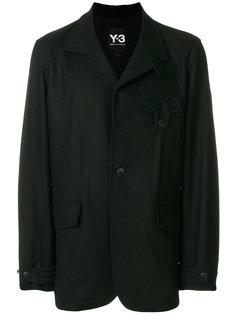 однобортная куртка Y-3