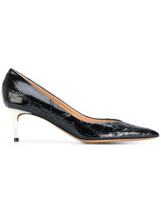 туфли с тисненым эффектом Maison Margiela