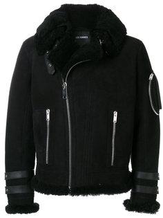куртка со смещенной застежкой Les Hommes