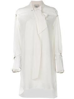 платье-рубашка с бантом 3.1 Phillip Lim