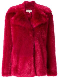 пальто из искусственного меха  Michael Michael Kors