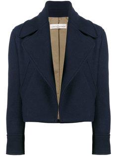 шерстяной укороченный пиджак Ména Golden Goose Deluxe Brand