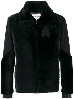 куртка с панельным дизайном Etro