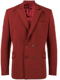 двубортный пиджак Martine Rose
