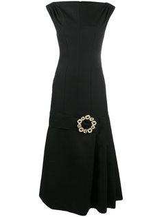 платье-миди La Robe Claude Longue Jacquemus