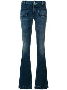 джинсы в стиле буткат The Seafarer