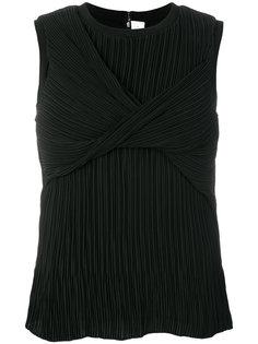 плиссированная блузка  Victoria Victoria Beckham