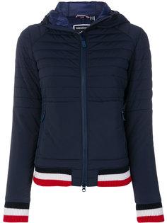 куртка с контрастной отделкой Rossignol