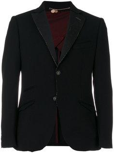пиджак с необработанными краями Maurizio Miri