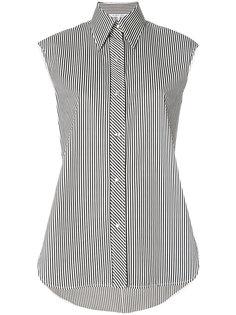 блузка без рукавов  Helmut Lang