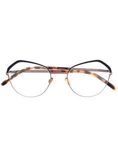 очки в оправе геометрической формы Mykita