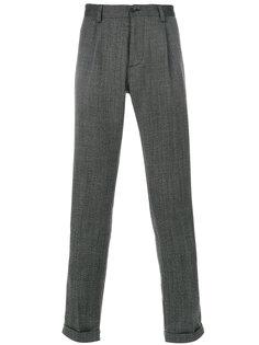брюки строгого кроя Doppiaa