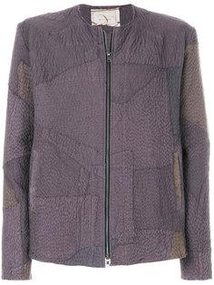 куртка с лоскутным дизайном By Walid