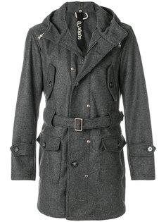 пальто с поясом Equipe 70