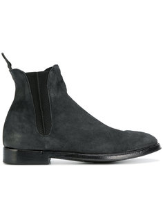 ботинки по щиколотку без застежки Alberto Fasciani