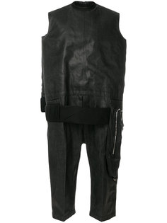 комбинезон Body Bag Rick Owens