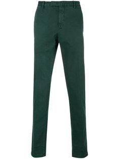 классические брюки-чинос Boglioli