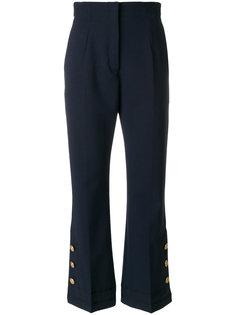 укороченные брюки  Alberta Ferretti