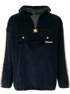 бархатная куртка с капюшоном Astrid Andersen