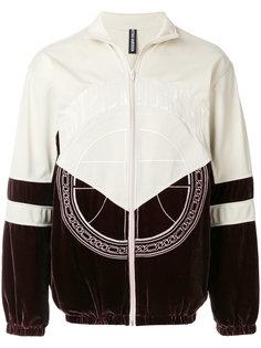 спортивная куртка с вышивкой логотипа Astrid Andersen