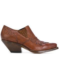 ковбойские ботинки Buttero