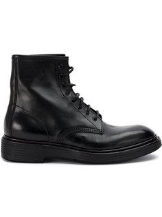 армейские ботинки на шнуровке Premiata