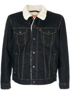 джинсовая куртка с отделкой под овчину Levis Levis®